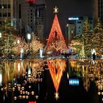 圣誕節的祝福語  (英文版)