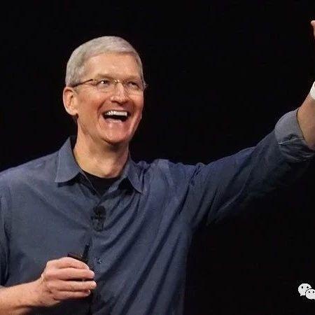 蘋果CEO庫克說過最激勵人心的13句話!(實用口語)