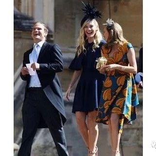 哈里王子大婚:兩任前女友卻成為現場焦點!(雙語)