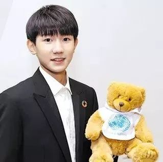 王源上榜《時代周刊》全球最有影響力青少年  (雙語)